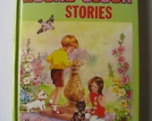 Enid Blyton Round The Clock Stories 1970s vintage childrens book