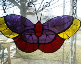 Carnival Butterfly