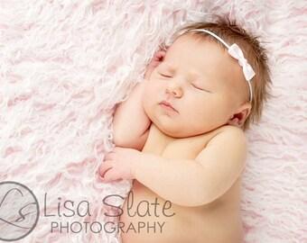 Newborn Headbands  Baby Headband adult headband Baby Hairbow photo prop preemie headband teen headband headband baby Baby bows tiny bows