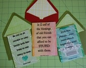 Good Friends Cards 3 Pack