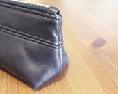 The Mini Triangle Bag-Black (Custom for Christina)