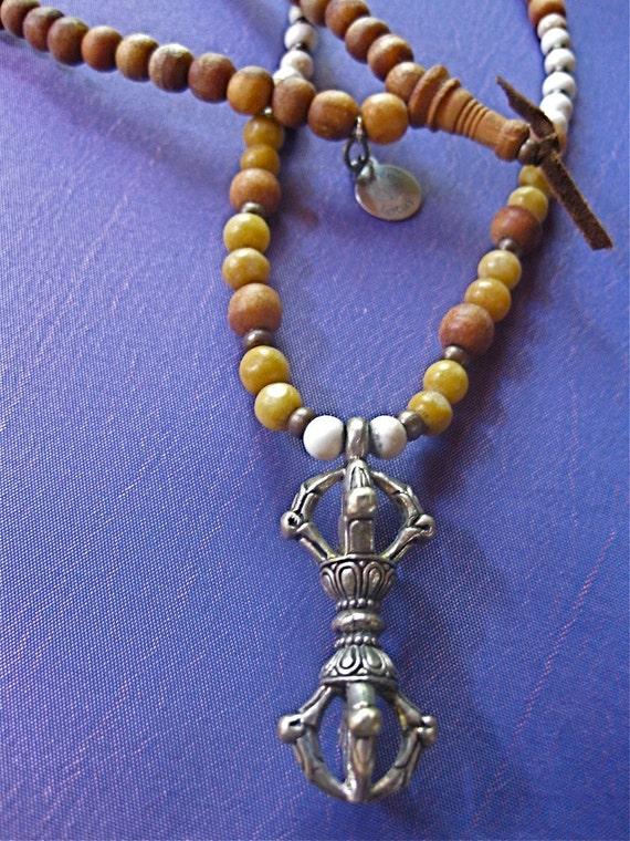 Dorje Pendant Necklace