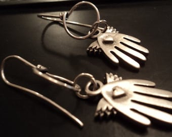 Helping Hands Earrings