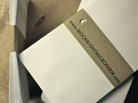 Seed Saving Envelopes. Resealable. A Bakers Dozen. White Kraft Paper