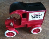 1905 Ford Delivery Car MONEY BANK -- Great Vintage Condition