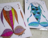 Funky Fresh Fish Magnets - Pick 1