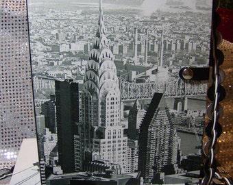 New York Book Purse