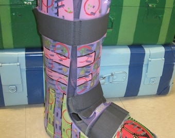 Jez4U Special Order Boot for Robin(Customer provided her boot)