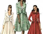 Vogue V8211 Misses' Coat Sewing Pattern - Uncut - Size 18, 20, 22 - Bust 40, 42, 44