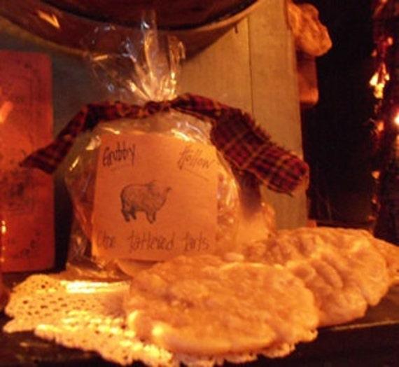 Wax Tart/Olde Tattered Tarts NEW SCENT Mrs Bolton's Pecan Pie