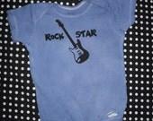 READY TO SHIP: Rock Star Onesie- Rock Jovi