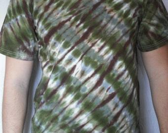 Camoflauge Tie Dye