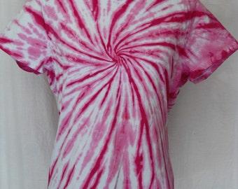Peppermint Swirl Tie Dye
