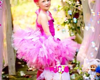 SALE Majestic Pink Troll Costume