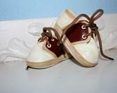 Vintage Oxfords for Newborn Baby