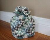 Crochet Hat for Baby Boy - 6-12 Months