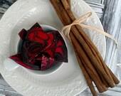 All Natural & Organic Cinnamon Chocolate Bark (8 oz.)