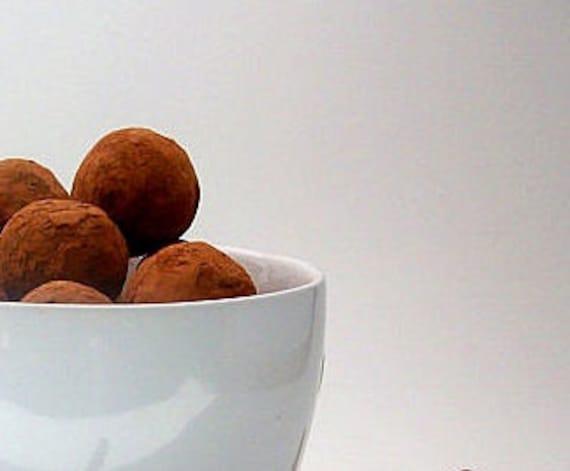 Dark Chocolate Chai Tea Latte Truffles (16 count)