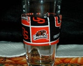 OSU Beavers Reusable Fabric Coffee Sleeve