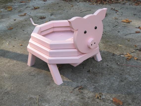 Adorable Pig Planter