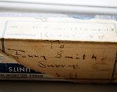 1930s Medical Prescription Box