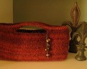 Fall is Here Hand Felted Purse
