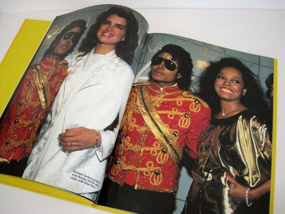 The Superstars Of Rock Book Hard Cover 1970s