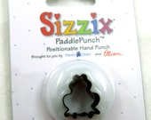 Sizzix Paddle Punch Frog No. 38-0857