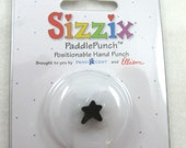 Sizzix Paddle Punch Star Primitive No.2 38-0825
