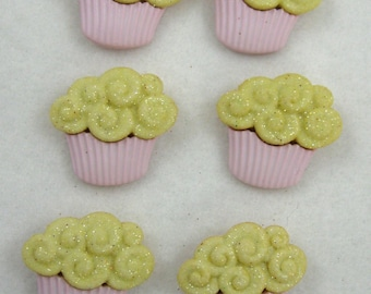 Cupcake Buttons 103