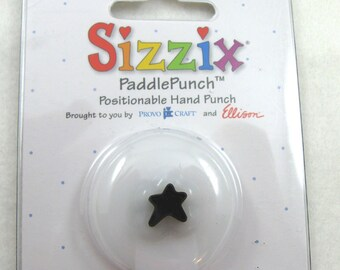 Sizzix Paddle Punch Star Primitive No.2 38-0825
