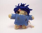 Zombie Bob Plush Doll Keychain