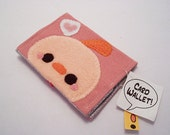 Pudding Chicken Card Wallet credit buisness gift cards