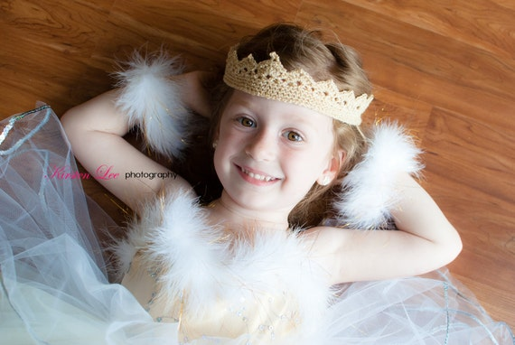 Little Princess Tiara - gold, silver and copper (multiple sizes) - Ships in TWO Days