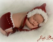 Santas Baby Holiday Set