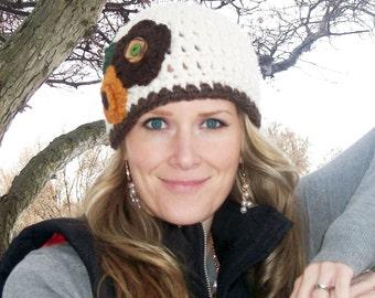 Wool Hat for Ladies!