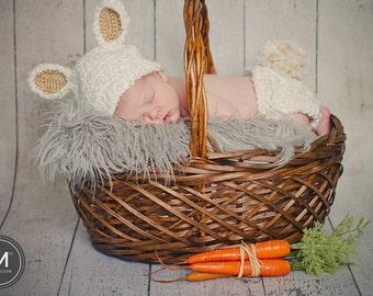 Bunny Set Photo Prop