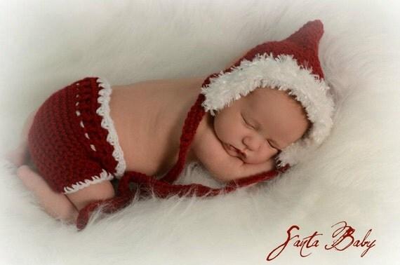 Santas Baby Holiday Set