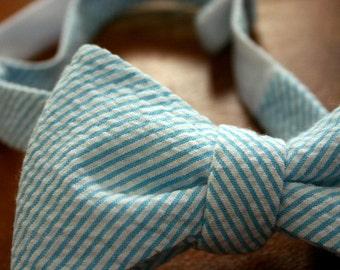 Windswept Bow Tie