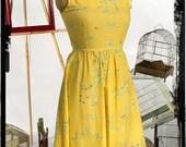 August Sun Dress - SALE