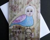 Art Card - Freya