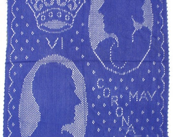 British Royal Coronation Souvenir King George VI