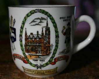 Preston Guild Souvenir China Cup 1922