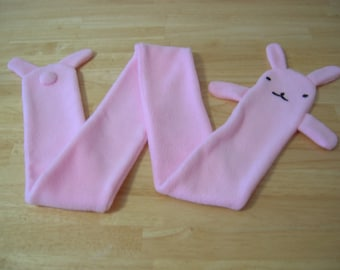 Pink Bunny Scarf