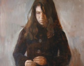The Teenager - Oil Painting - Limited Edition Print