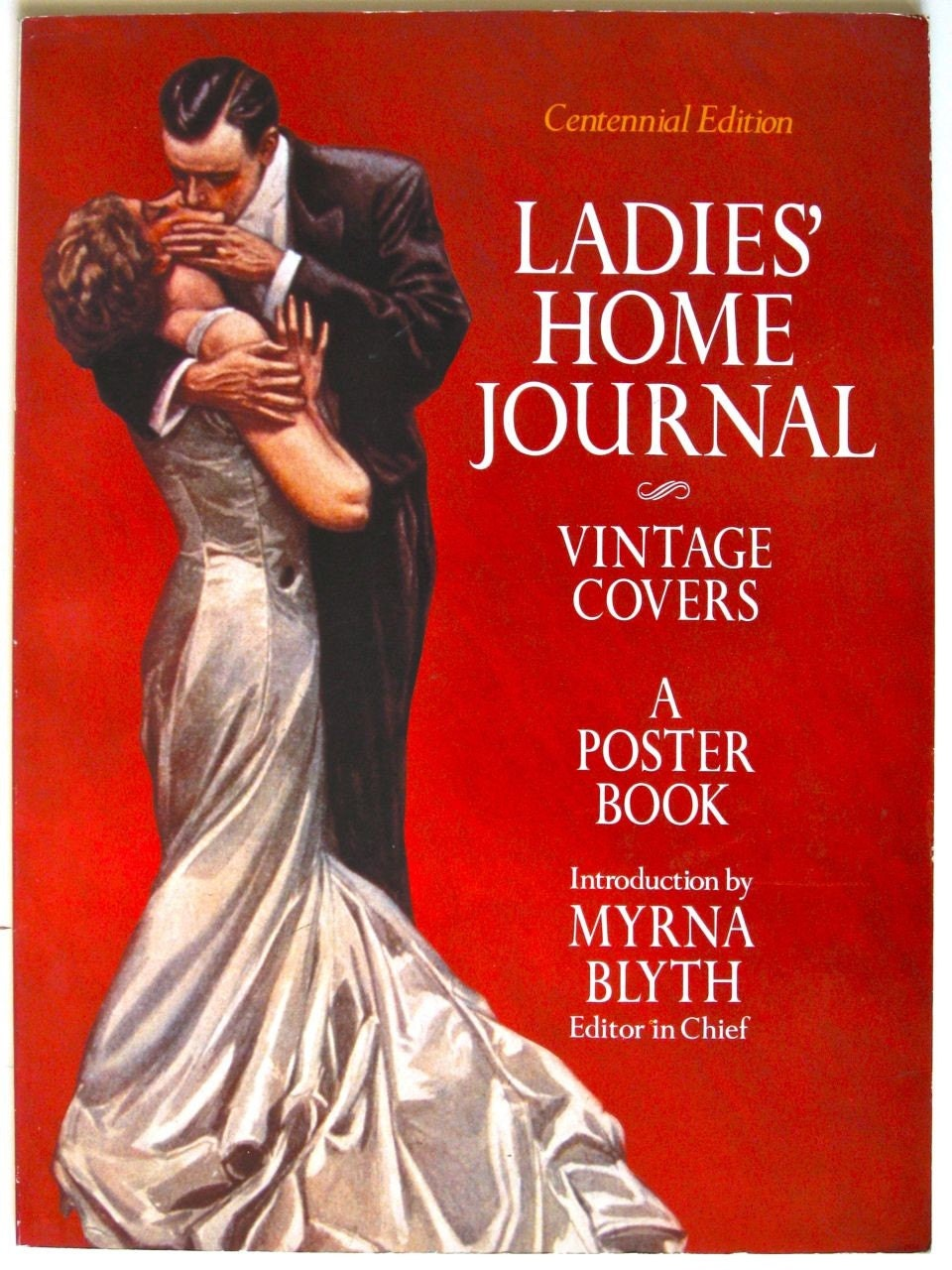 Old Book Cover Posters : Ladies home journal vintage covers poster book sb op