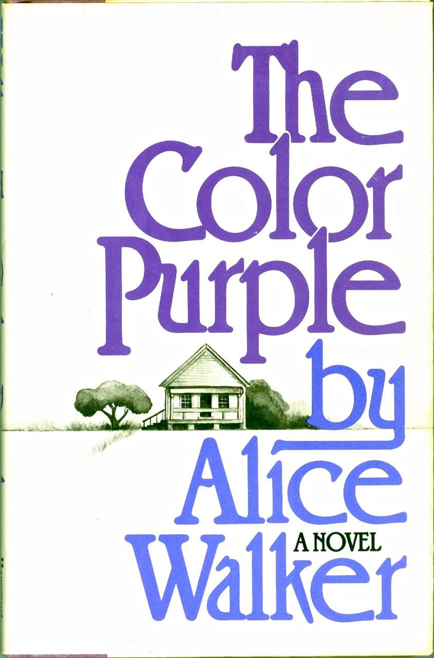 color purple the book com alice walker the color purple
