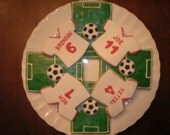Custom Listing for PMHICKEY - GOOAALL Soccer Mania Cookies