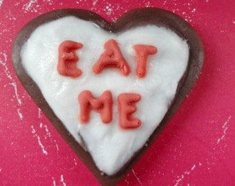 EAT ME CooKie SoAP TwO CooKiEs