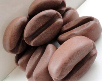 Caffeine Addict Soap 6 Coffee Beans